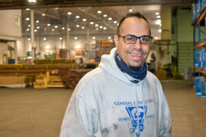 Faces of Manufacturing: David Dellick, General Extrusions
