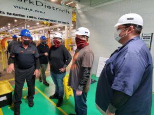 Immersive safety program kicks off at ClarkDietrich